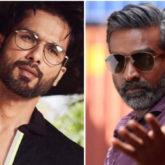 Shahid Kapoor and Vijay Sethupathi's web series gets its title