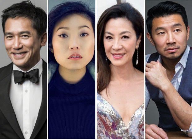 Tony Leung, Awkwafina, Michelle Yeoh among others join Simu Liu in Marvel's Shang-Chi and The Legend of The Ten Rings