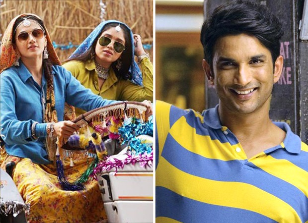 Saand Ki Aankh to be the opening film at 51st International Film Festival of India; Sushant Singh Rajput's Chhichhore to also be screened