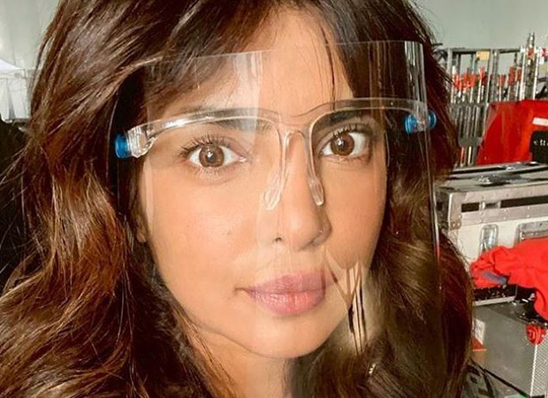 Priyanka Chopra and team of Text For You stranded in the UK