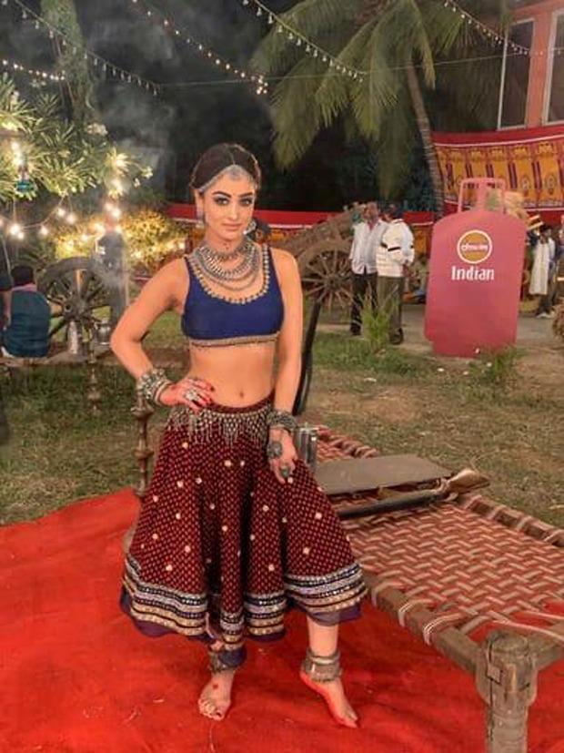 Sandeepa Dhar to feature in a special song in Salman Khan Films' Kaagaz