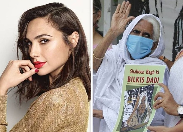 Gal Gadot mentions Shaheen Bagh's Bilkis Dadi in her 'My Personal Wonder Women' list