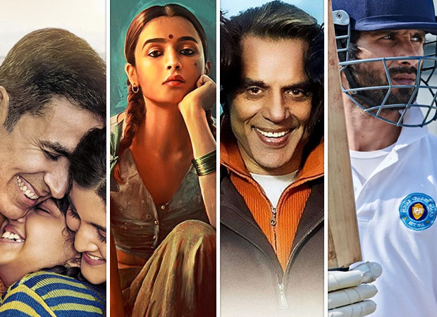Akshay Kumar - Alia Bhatt - Deols - Shahid Kapoor to clash on Diwali 2021 with their movies Rakshabandhan, Gangubai Kathiawadi, Apne 2 and Jersey