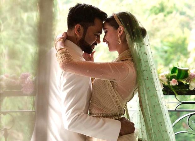 "Ali Abbas Zafar ties the knot to Alicia, says ""Mine for life"""