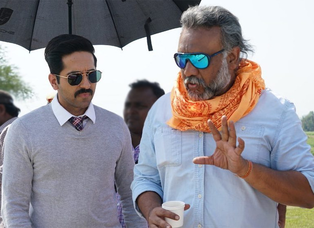 Ayushmann Khurrana to collaborate with Anubhav Sinha yet again, to play the role of a spy