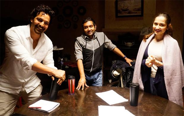 Harshvardhan Rane and Sanjeeda Shaikh wrap up Kun Faya Kun : Bollywood News  - Bollywood Hungama