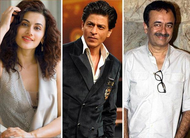 Has Taapsee Pannu bagged Shah Rukh Khan's next with Rajkumar Hirani? The actress BREAKS silence