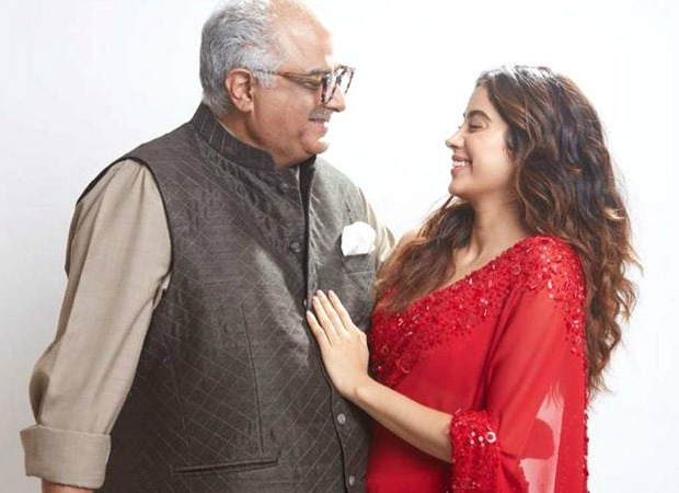 Janhvi Kapoor says she once lied to Boney Kapoor and took a secret trip to Las Vegas