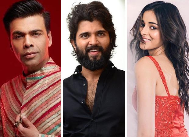 Karan Johar's Dharma Productions to reveal title and first look of Vijay Deverakonda – Ananya Pandey starrer tomorrow