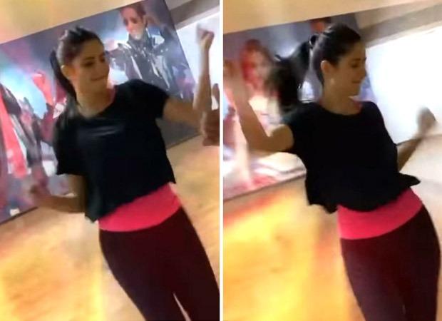 Katrina Kaif returns to dancing, Ishaan Khatter days 'Panjiri Power'