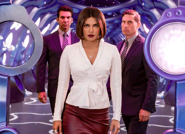 Priyanka Chopra announces Netflix is developing We Can Be Heroes sequel with Robert Rodriguez