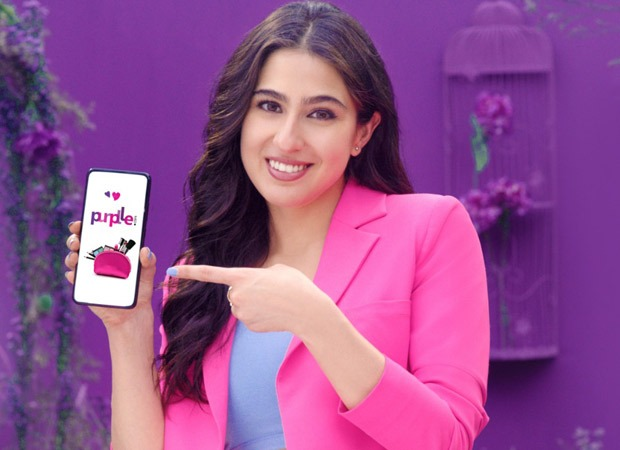 Purplle signs Sara Ali Khan as its first brand ambassador; launches the #GoPurplle Campaign