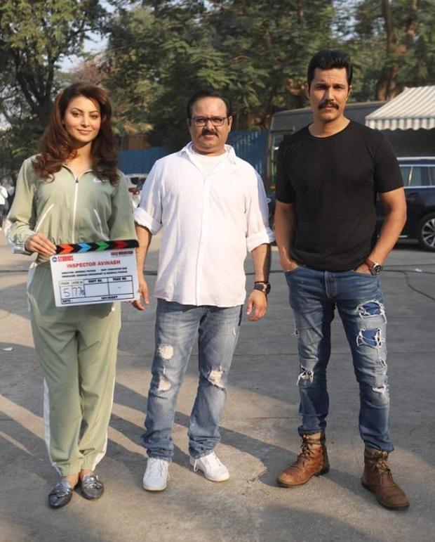 Randeep Hooda starrerInspector Avinash web series goes on the floor in Mumbai, Urvashi Rautela also part of the starcast