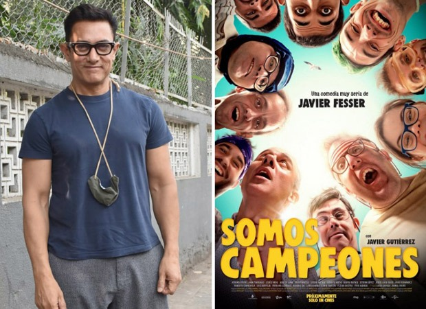 Aamir Khan and RS Prasanna's sports movie is adapted from Spanish hit Campeones