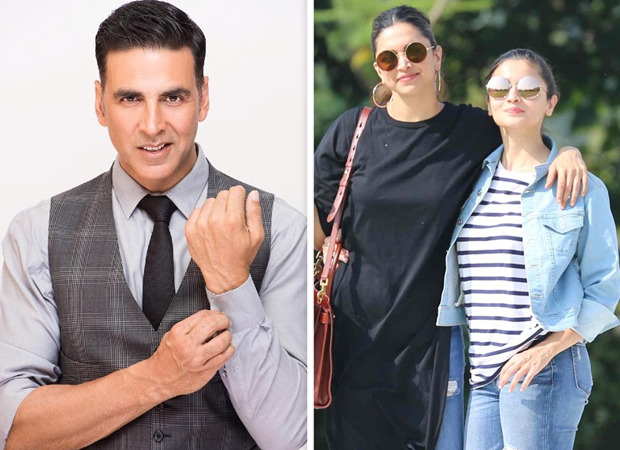 Akshay Kumar tops brand value amongst actors with Rs. 866 crores approx in 2020; Deepika Padukone and Alia Bhatt only actresses in top 10