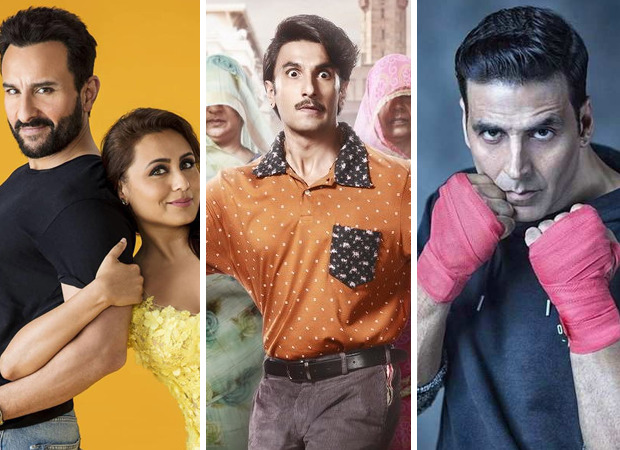 BREAKING Yash Raj Films unveils release dates of its forthcoming films!