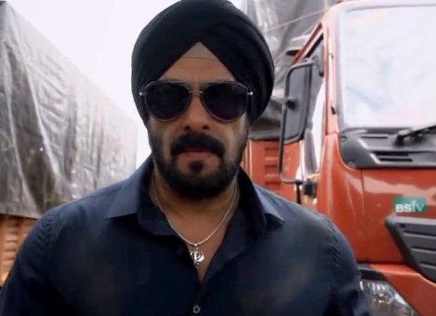Salman Khan to wrap up Antim - The Final Truth with a song 'Bhai Ka Birthday'with Aayush Sharma