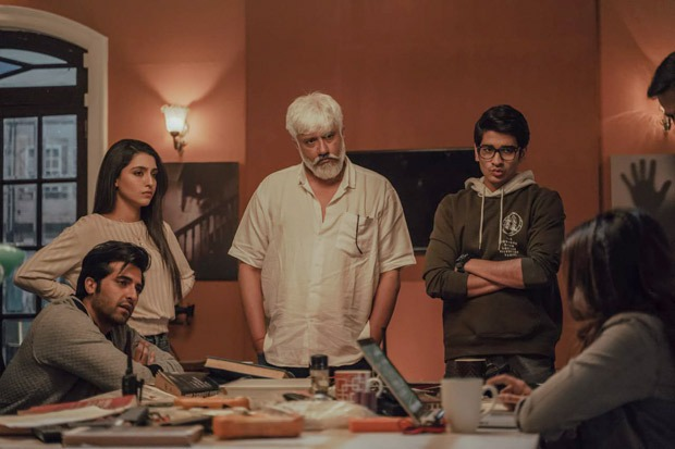 Vikram Bhatt and Mahesh Bhatt come together post Raaz for a film titled Cold