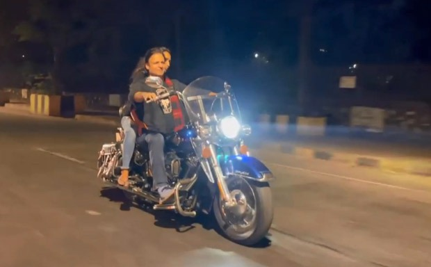FIR registered against Vivek Oberoi for not wearing helmet & mask and violating COVID-19 rules on Valentine's Day