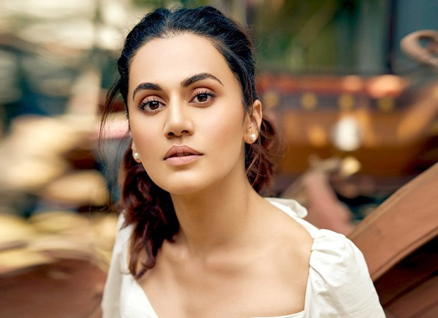 """""""Back to work,"""" says Taapsee Pannu post the income tax raid"""