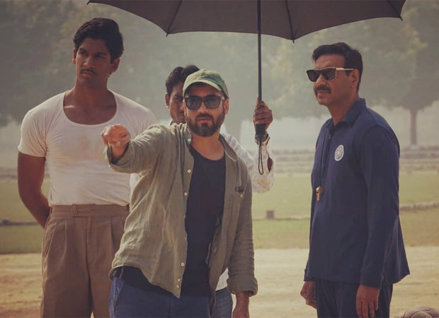 Ajay Devgn starrer Maidaan director Amit Sharma to resume shoot as he tested negative for COVID-19