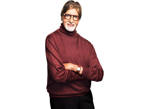 Amitabh Bachchan is back home & raring to get back to work