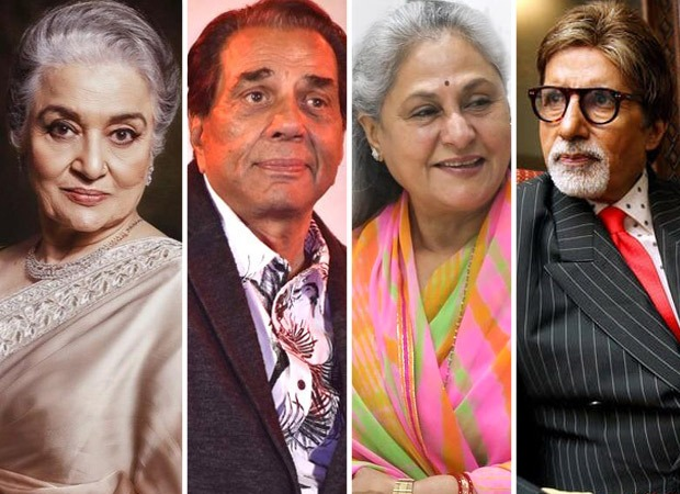 Asha Parekh, Dharmendra recommend the vaccine strongly, Jaya done, Amitabh Bachchan soon