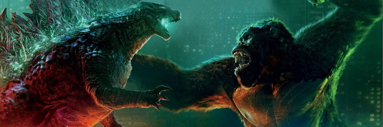 Godzilla Vs Kong (English)