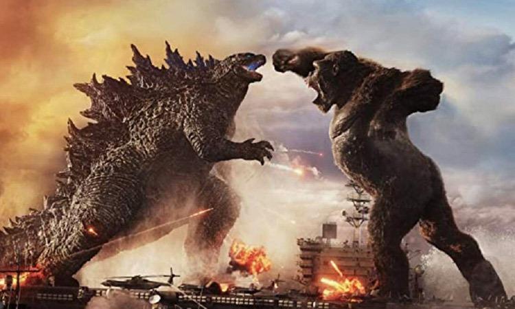 , Godzilla Vs Kong (English) Review3.5/5  Godzilla Vs Kong (English) Movie Review   Godzilla Vs Kong (English) 2021 Public Review   Film Review,