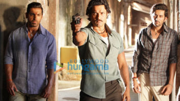 Movie Stills Of The Movie Mumbai Saga