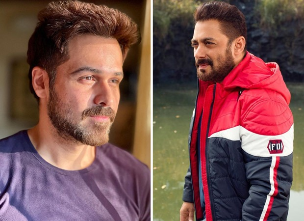 Tiger 3 Emraan Hashmi says it has been his dream to work with Salman Khan