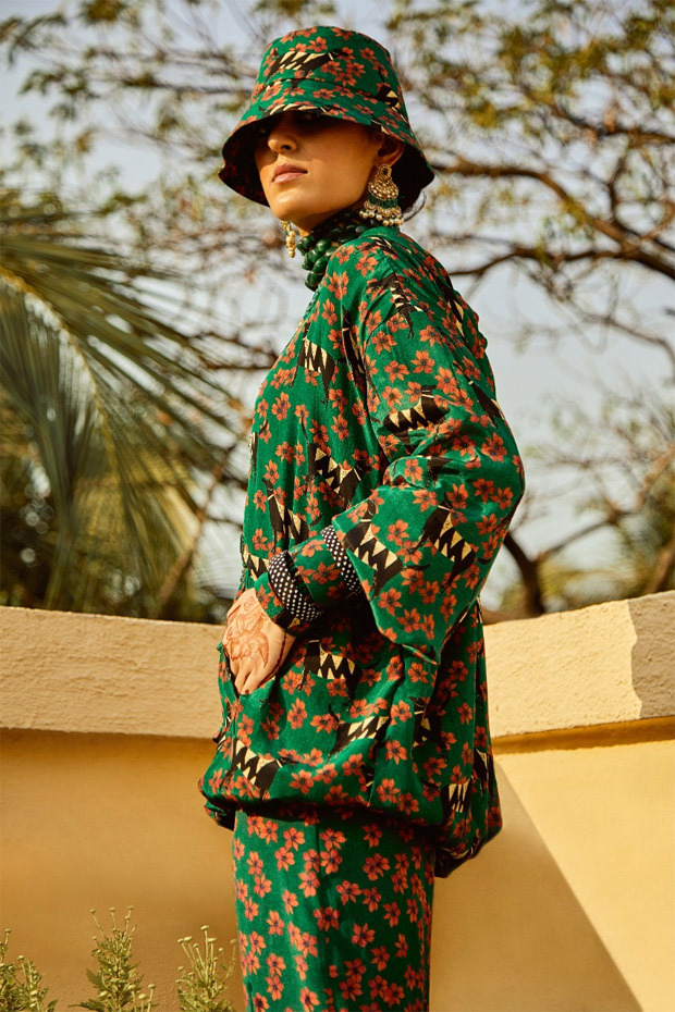 House Of Masaba introduces trackees driven by comfort and inspired by luxury this Women's Day