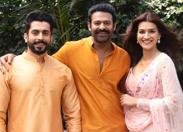 Kriti Sanon as Sita and Sunny Singh as Laxman join the team of Prabhas and Saif Ali Khan starrer Adipurush
