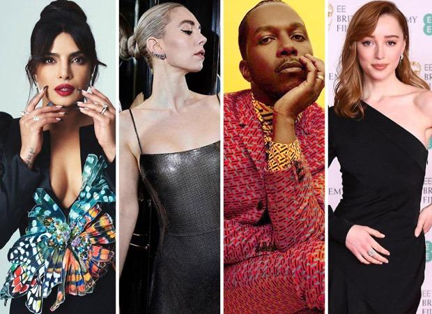 BAFTA 2021 BEST DRESSED: Priyanka Chopra, Vanessa Kirby, Leslie Odom Jr, Phoebe Dyenvor steal the limelight