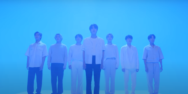 BTS is trying to reach out to someone in heartbreaking 'Film Out' music video