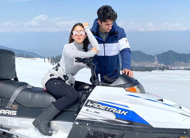 From pristine beaches to snow-capped mountains, here's how Sara Ali Khan beats the heat with brother Ibrahim Ali Khan