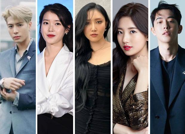 K-pop stars Jackson Wang, Hwasa, IU, and Start Up actors Suzy, Nam Joo Hyuk feature on Forbes 30 under 30 Asia 2021 list