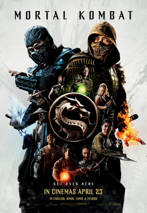 Mortal Kombat to now release in India on April 23, 2021