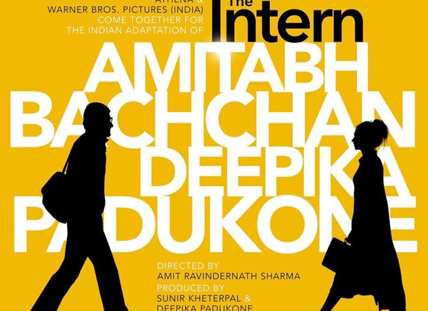 WE BROKE IT FIRST! Deepika Padukone and Amitabh Bachchan reunite for The Intern