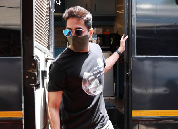 Ayushmann has no off days, shoots back-to-back new brand endorsement campaigns