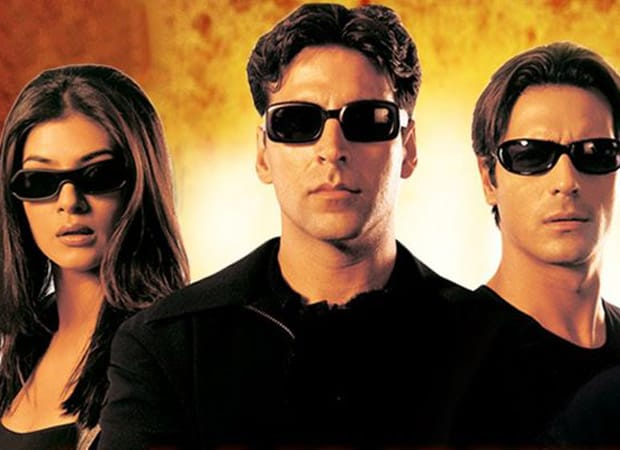 """""""When Aankhen was being made, a lot of people told me that it's going to be a supreme disaster,"""" says Vipul Amrutlal Shah as the film completes 19 years"""
