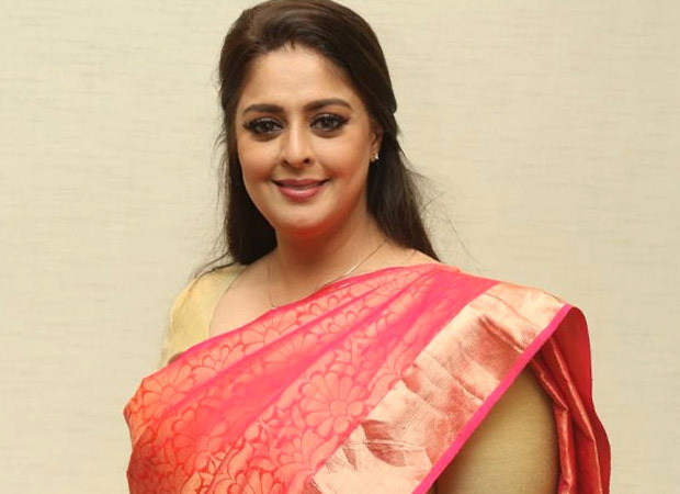 Nagma tests positive for COVID-19 days after taking first dose of vaccine