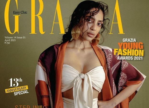 Sobhita Dhulipala stuns on the cover of Grazia