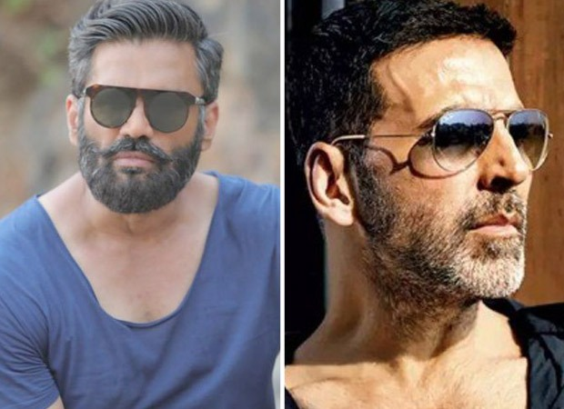 Suniel Shetty says nobody will risk a Rs. 50 crore film with him but will risk a Rs. 500 crore film with Akshay Kumar
