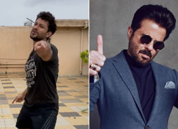 Kunal Kemmu channels his inner Anil Kapoor in his latest video; Tezaab star reacts