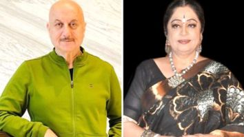 Anupam Kher reacts to rumours of wife Kirron Kher's demise