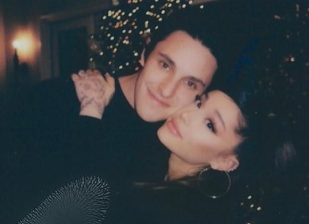 Ariana Grande ties the knot withfiancé Dalton Gomez in private ceremony