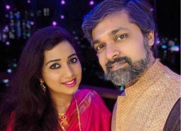 Shreya Ghoshal and husband Shiladitya M become parents to a baby boy