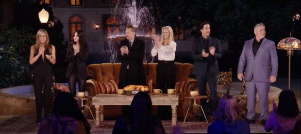Friends reunion trailer brings back original cast, nostalgic memories, tears, celebrity guests and one major Ross-Rachel question