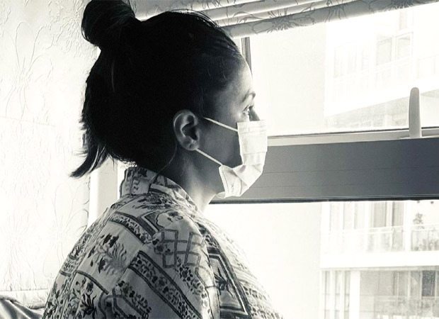 """Hina Khan shares pictures from her quarantine, says, """"Tough times don't last, tough people do"""""""
